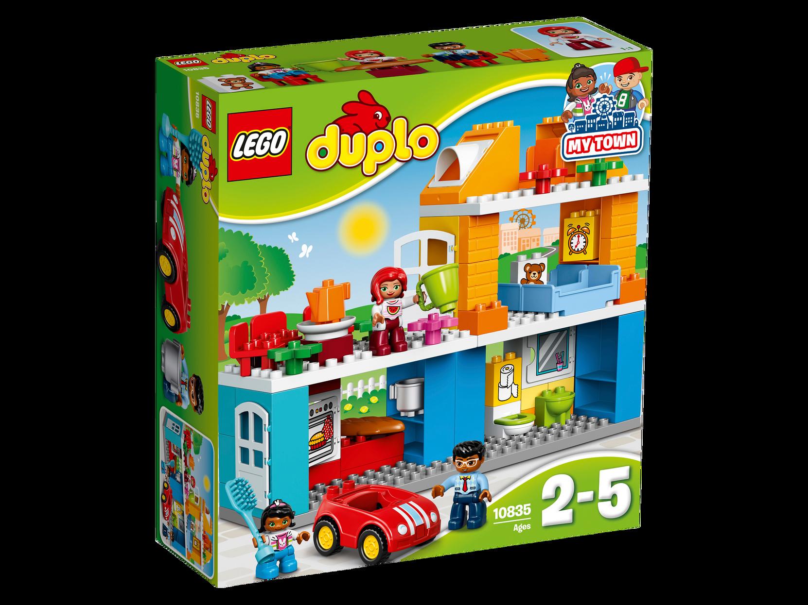 Familiehus 10835 LEGO Lego til Børn i 10835