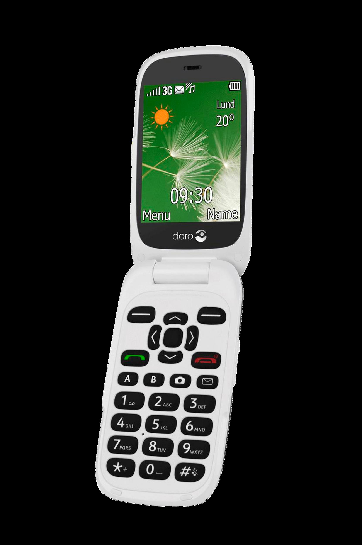 6521 3G Graphite/White