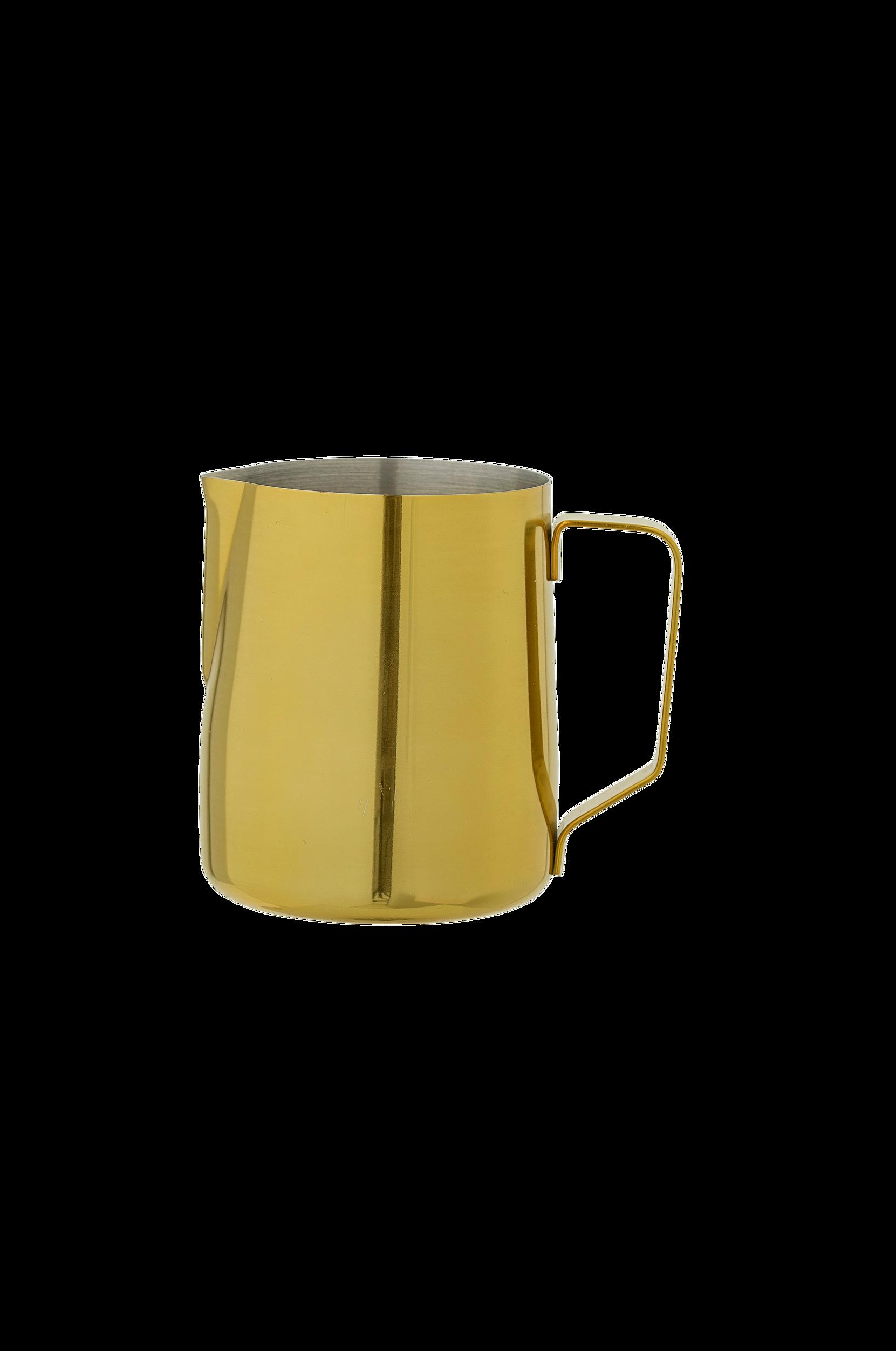Mælkekande Goldie Bloomingville Porcelæn til Boligen i Guldfarvet