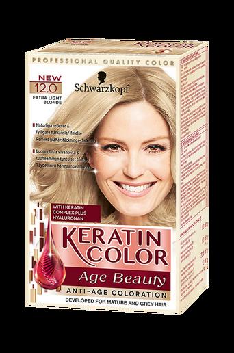 Anti-Age Keratin 12.0 Extra Light Blonde