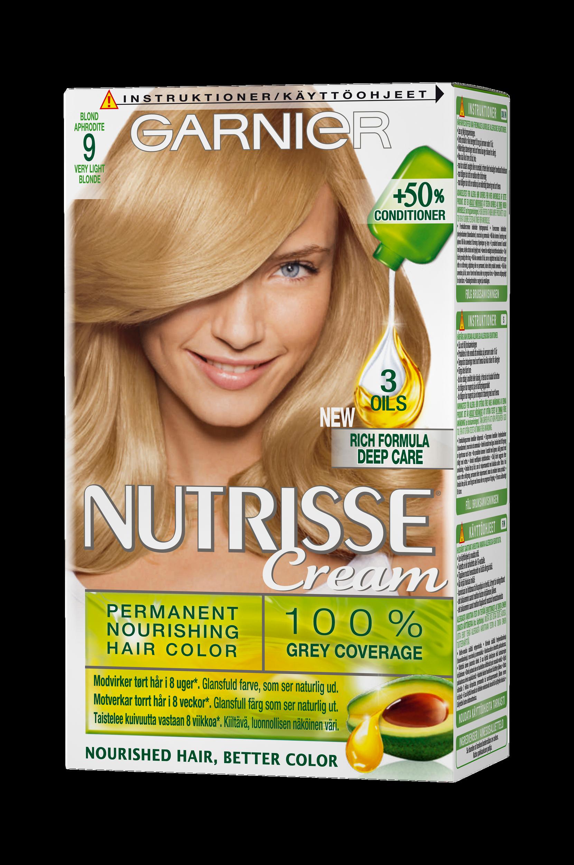 Nutrisse Aphrodite 9 Garnier Hårfarve til Kvinder i