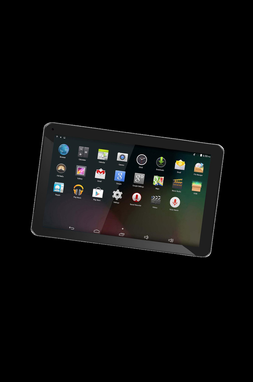 7 1,2 GHz Quadcore -tabletti, 8 Gt