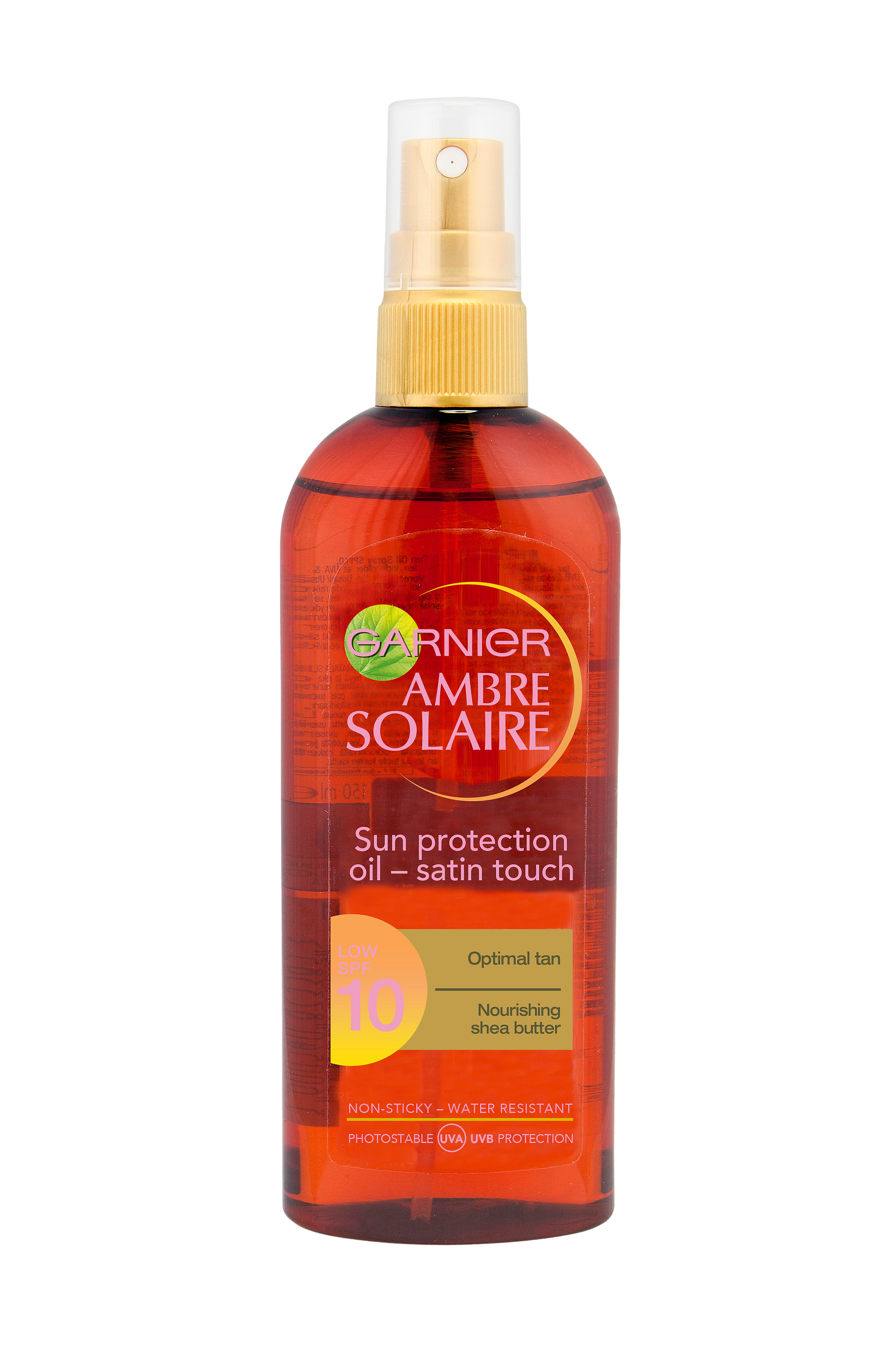 Ambre Solaire Oil Spray SPF 10
