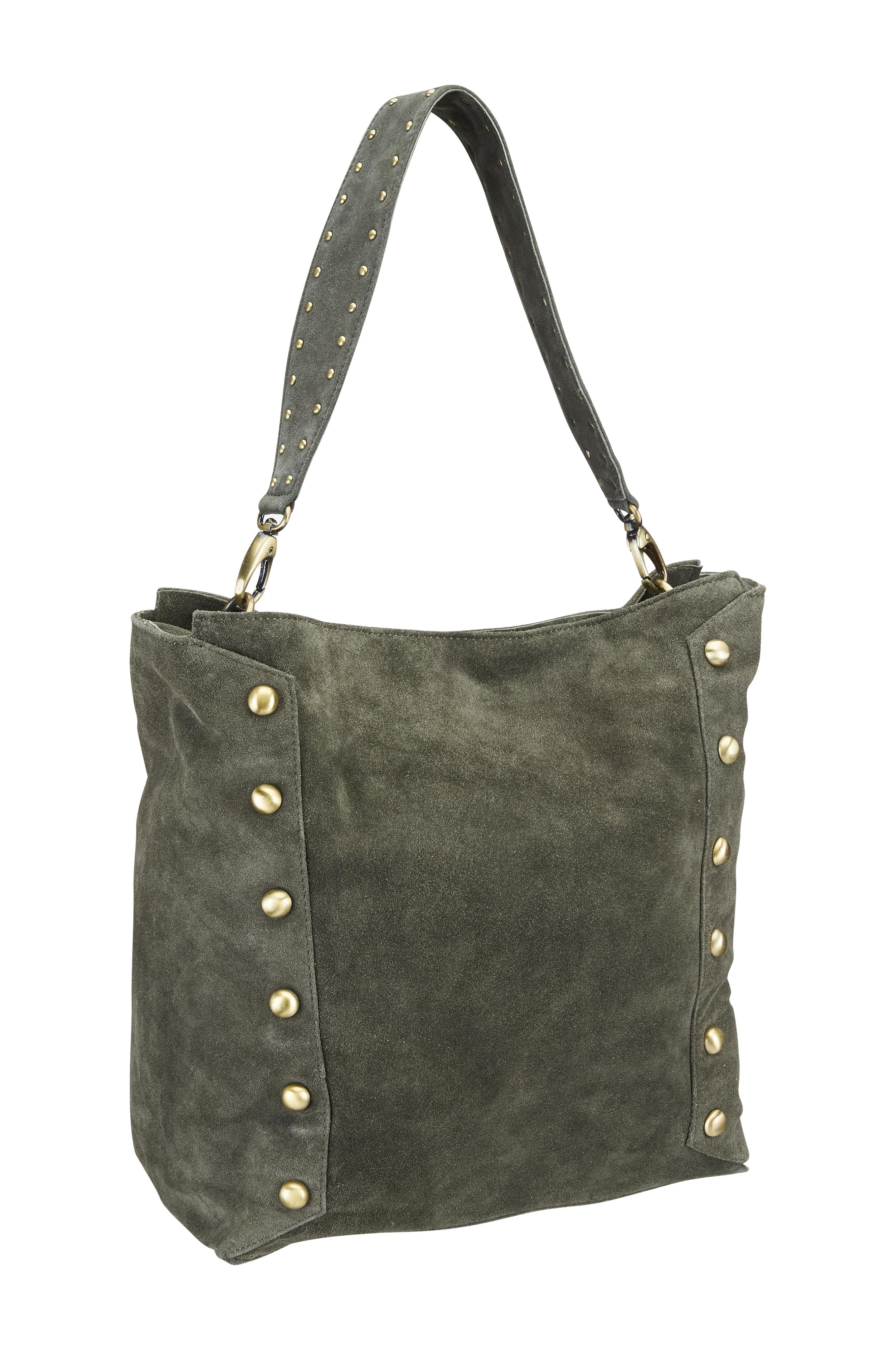 Ellos Collection Santa Fe Shopper -mokkalaukku - Vihreä - Naiset - Ellos.fi 16974b4029