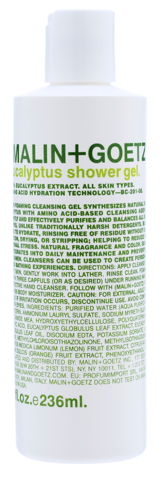 Eucalyptus Shower Gel 236 ml