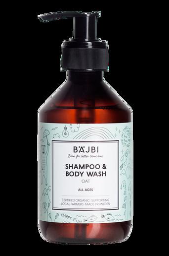 Shampoo & Body Wash 260 ml