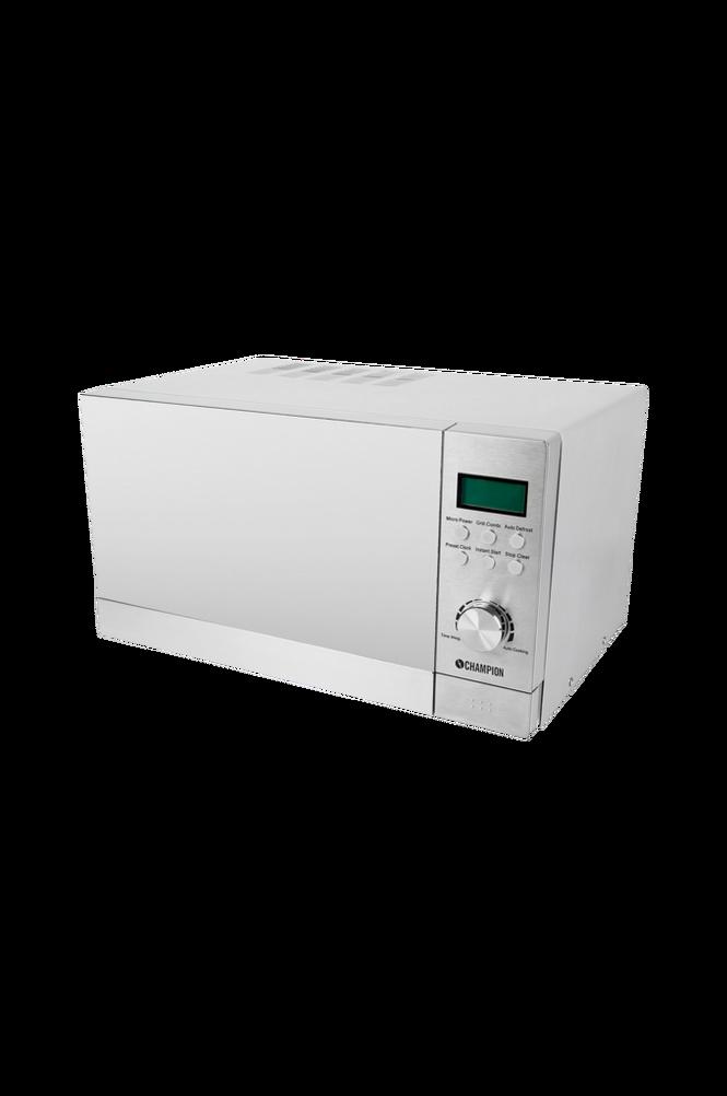 Mikrovågsugn 800W Rostfri CHMW130