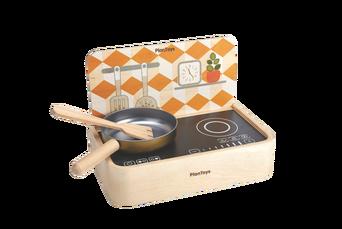 Portable Kitchen - ekologinen puulelu