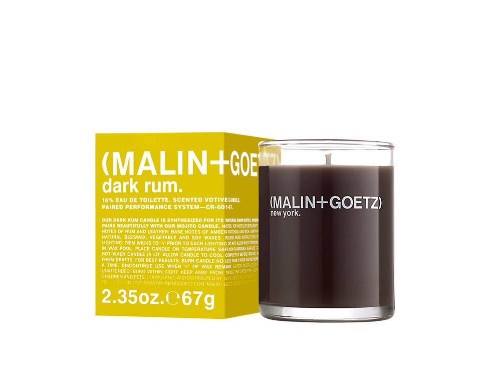 Dark Rum Candle Votive 67 g