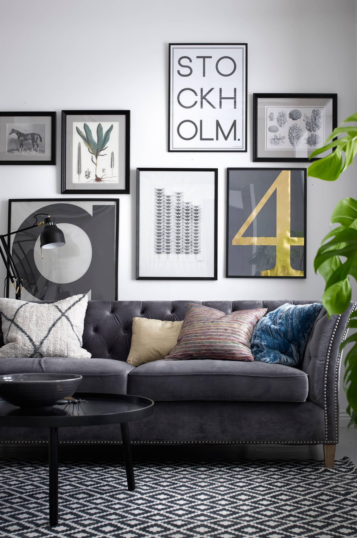 3:n istuttava sohva