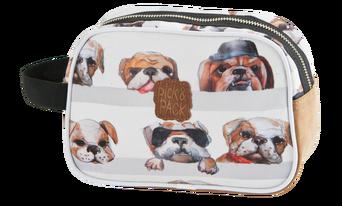 Dogs-kosmetiikkalaukku