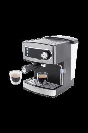 Manuaalinen espressokeitin ruostumatonta terästä