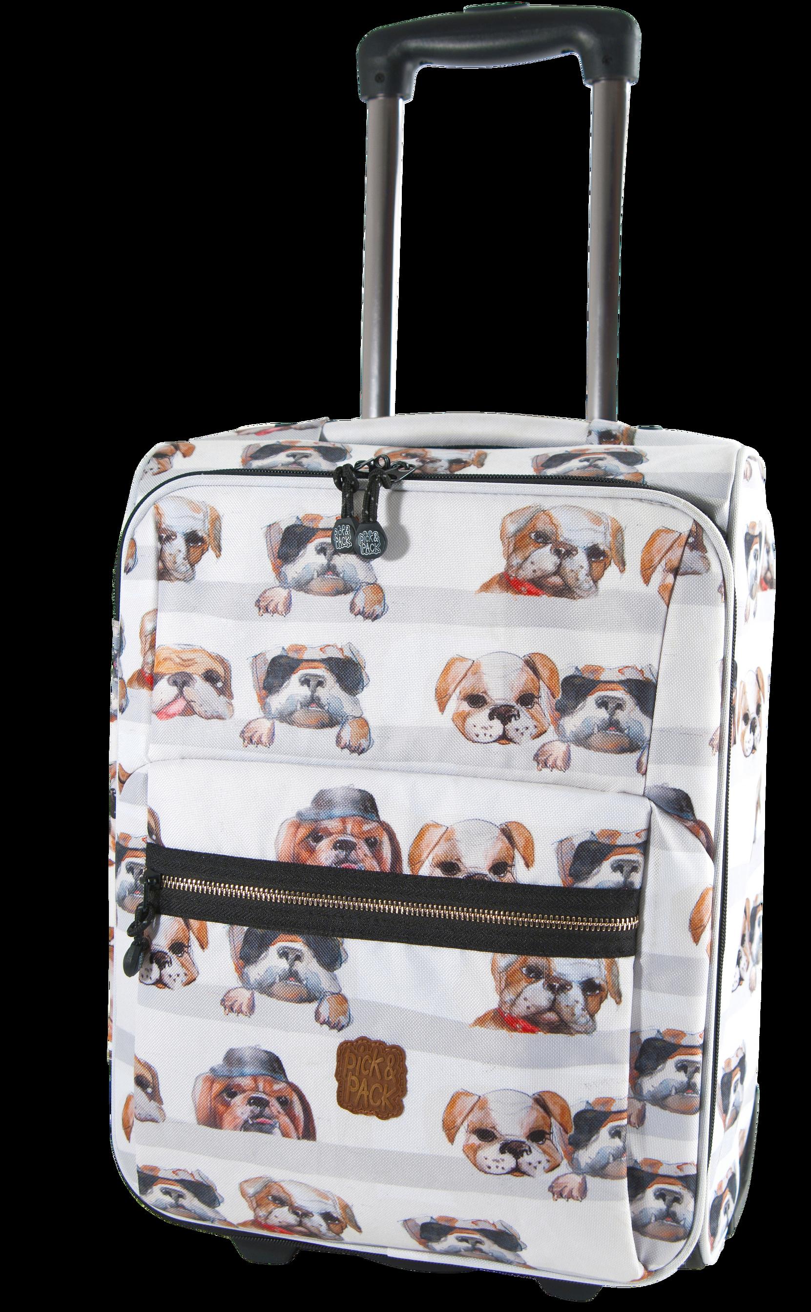 Dogs-matkalaukku