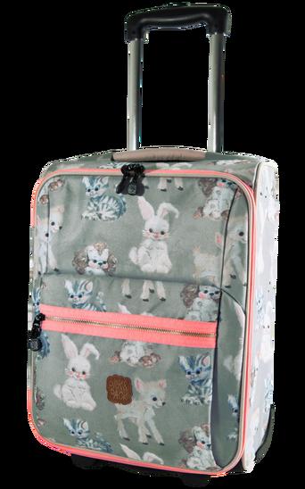 Cute Animals -matkalaukku
