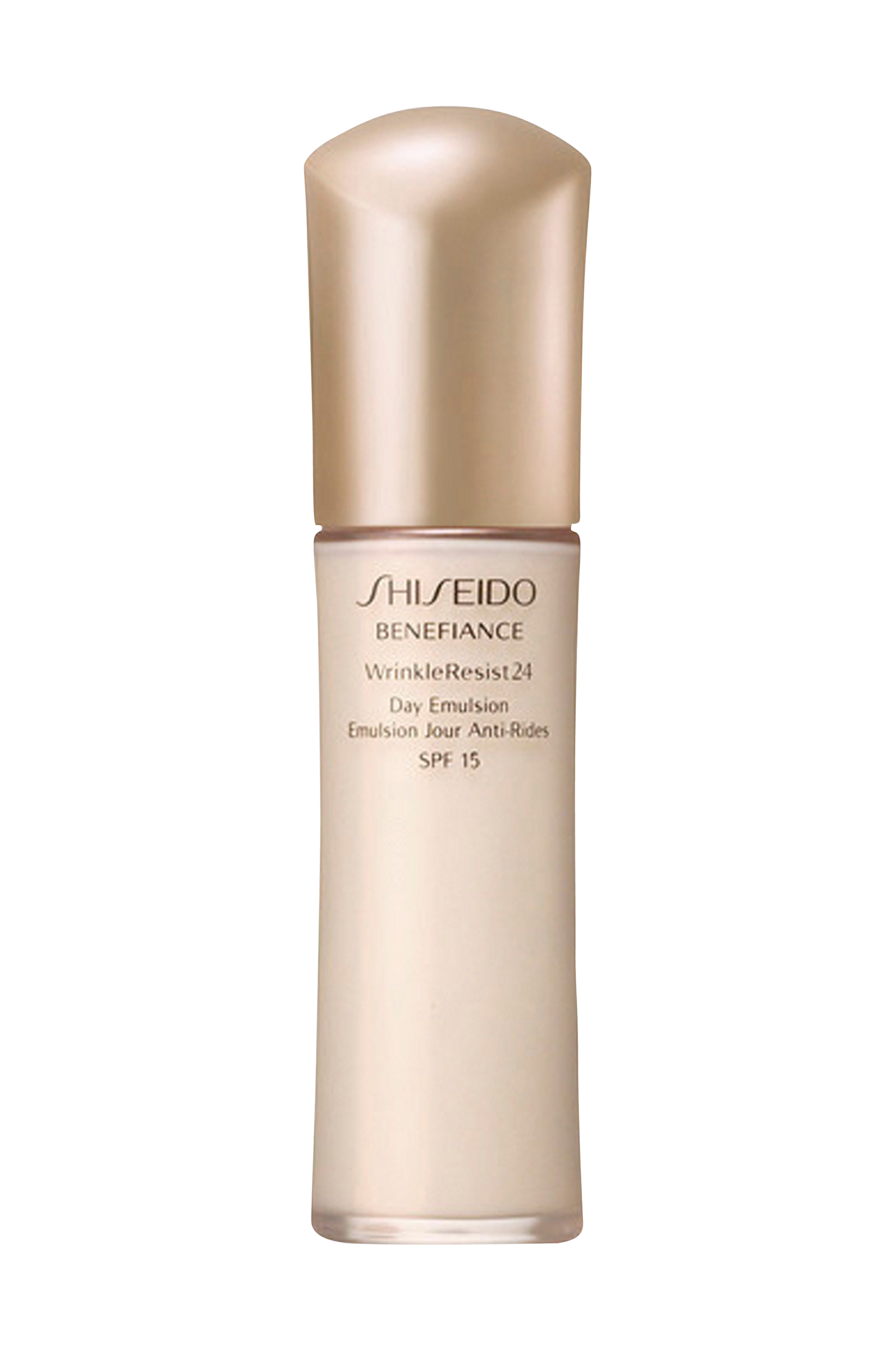 Benefiance WrinkleResist 24 Day Emulsion SPF 15