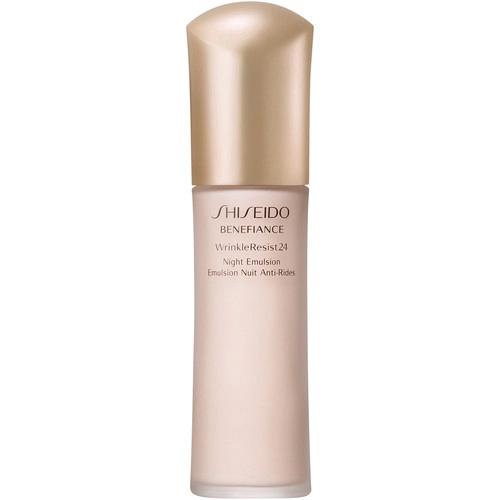 Benefiance WrinkleResist 24 Night Emulsion Shiseido Natcreme til Kvinder i