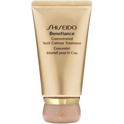 Benefiance Concentrated Neck Contour Treatment Shiseido Peeling & ansigtsmasker til Kvinder i