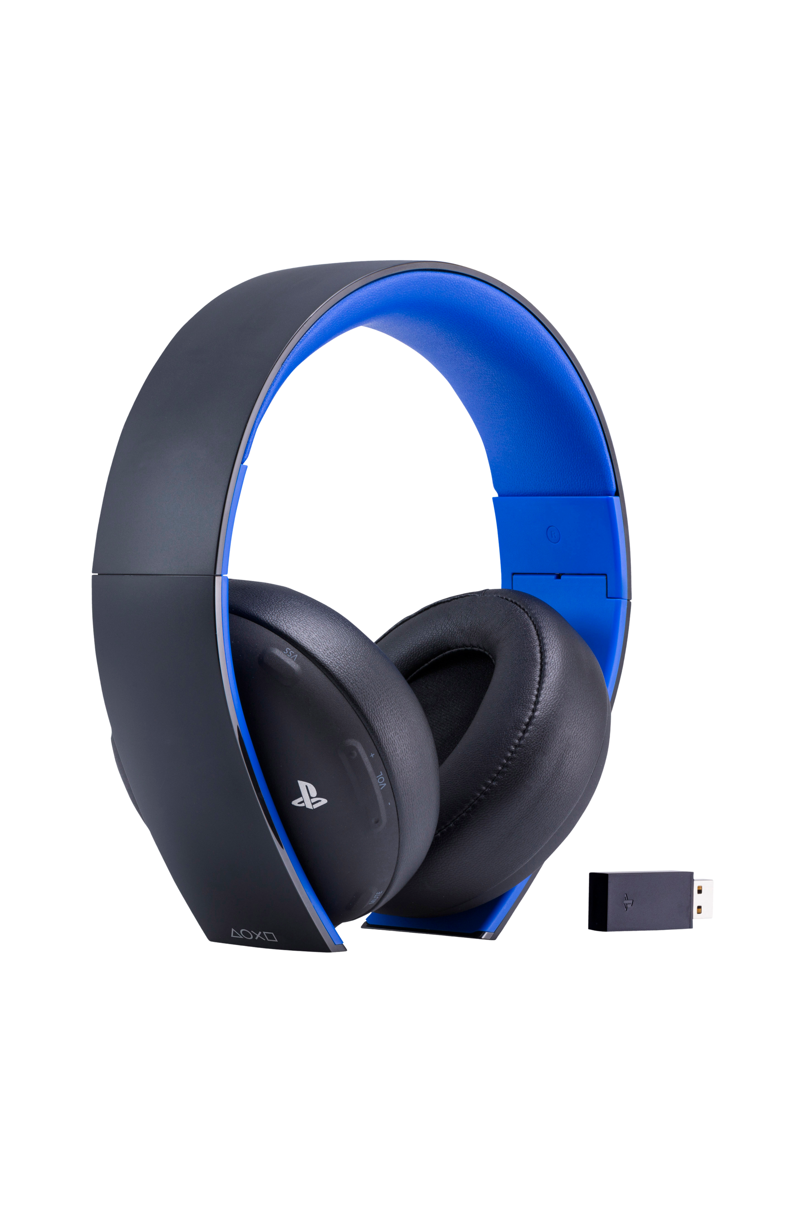 PS4/PS3/PC Playstation Wireless Stereo Headset 2.0