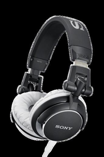 Sony-kuulokkeet (MDR-V55B musta)