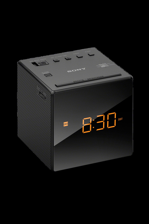 Clockradio ICF-C1 Sort Sony CD & radio til Boligen i