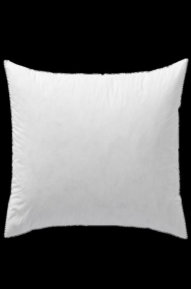 Innerkudde med fjäderfyllning 40×40 cm