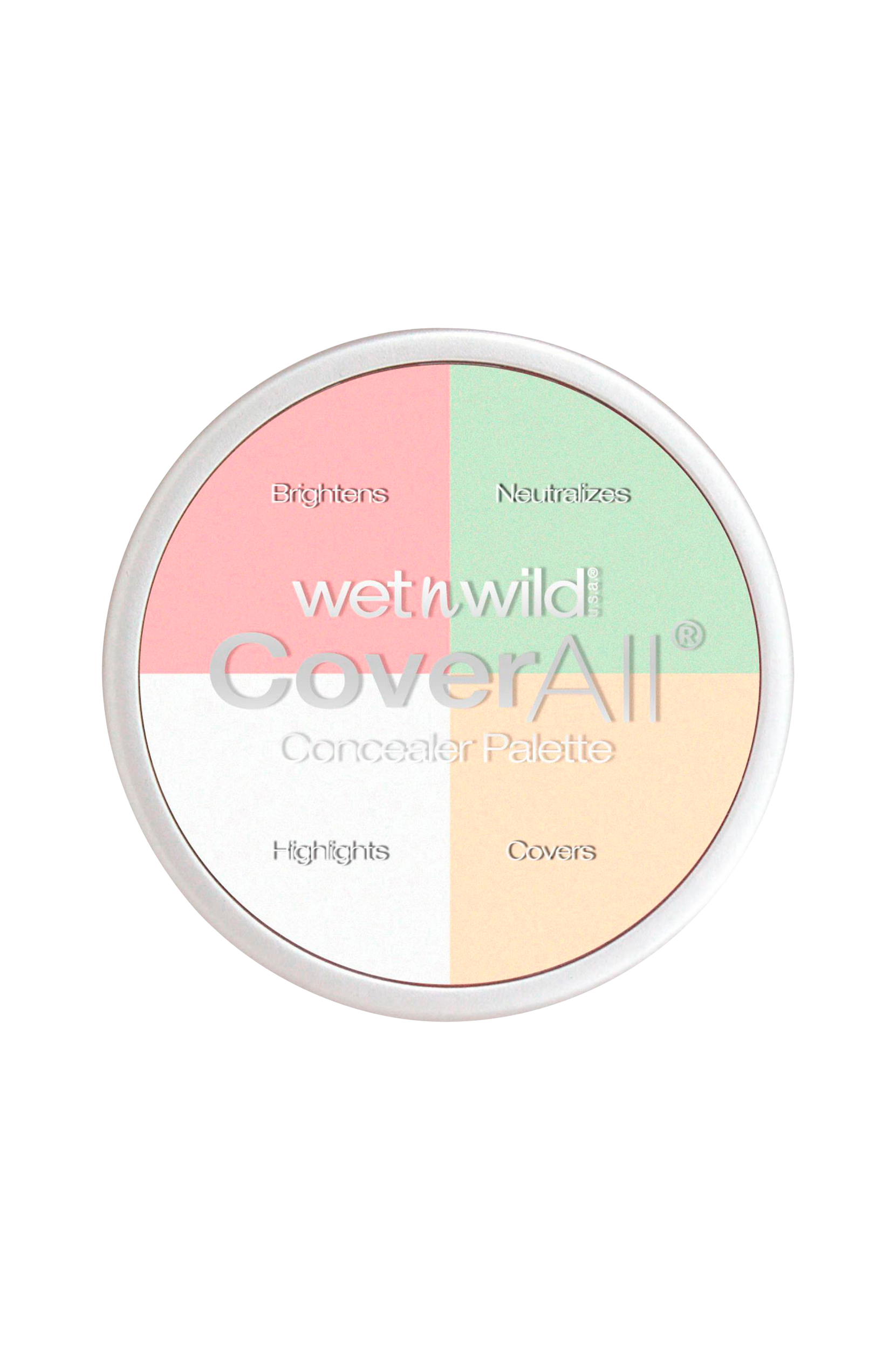 CoverAll Concealer Palette Wet n Wild thumbnail