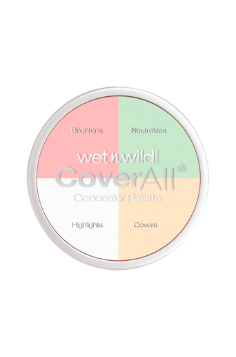 CoverAll Concealer Palette Wet n Wild