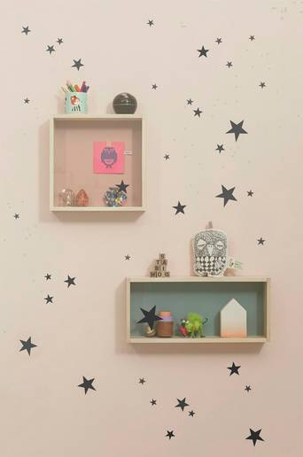 Mini Stars sisustustarra