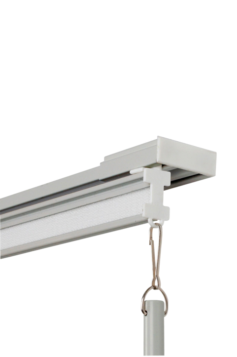 Adjust reglerbar panelskena
