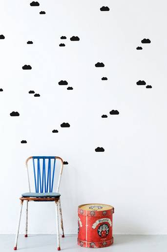Stickers Mini Clouds