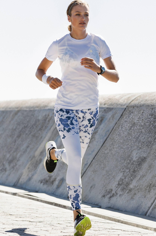 Dorit Long run tights -juoksutrikoot