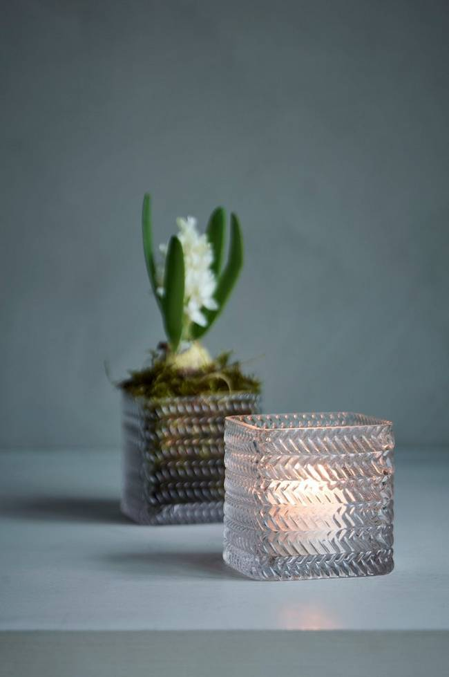 Bilde av Vase/lyslykt Zigge
