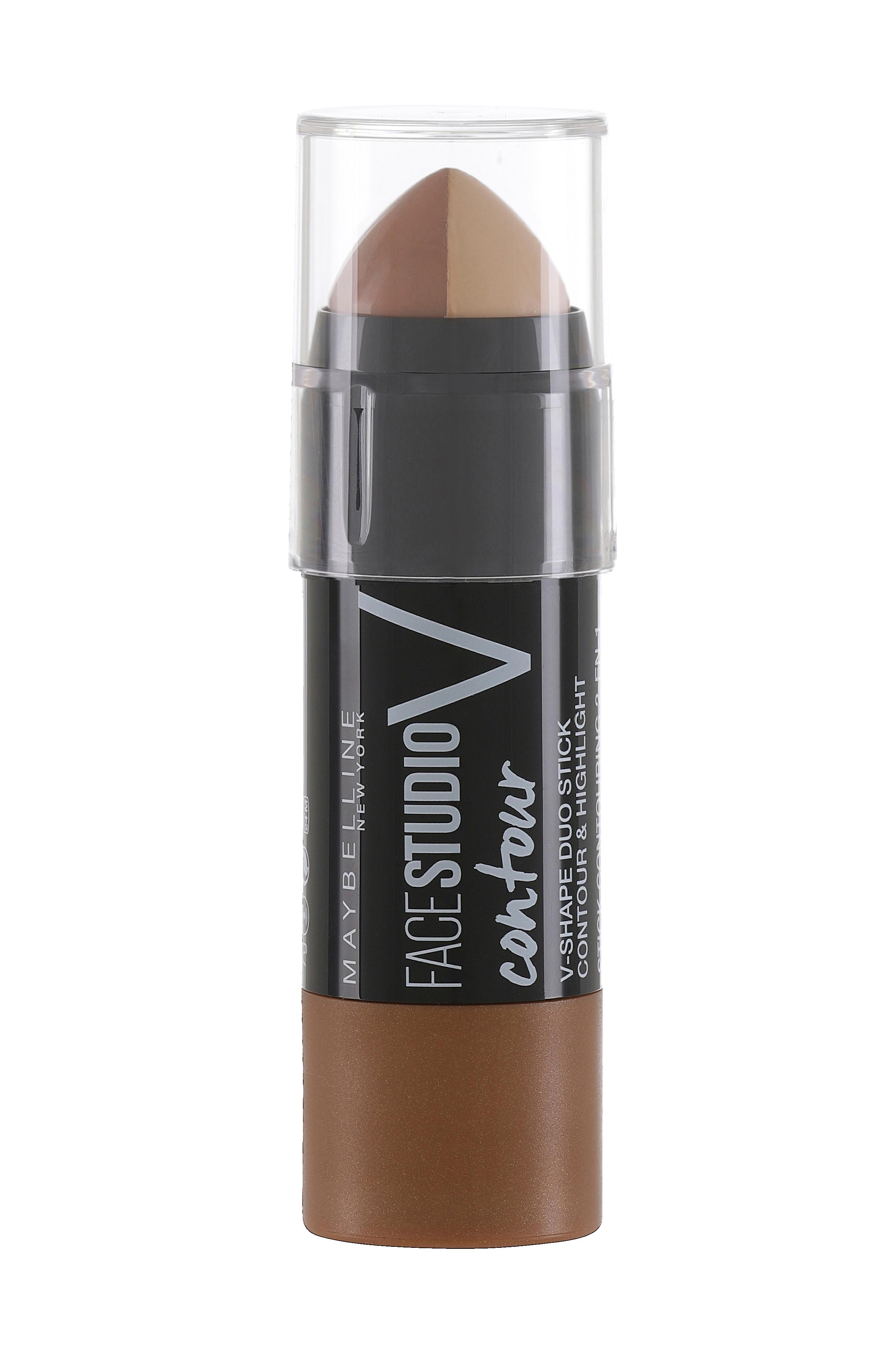 Maybelline Master Contour V Shape Duo Stick Light Available Via Face Studio Powder 01 Med Countour