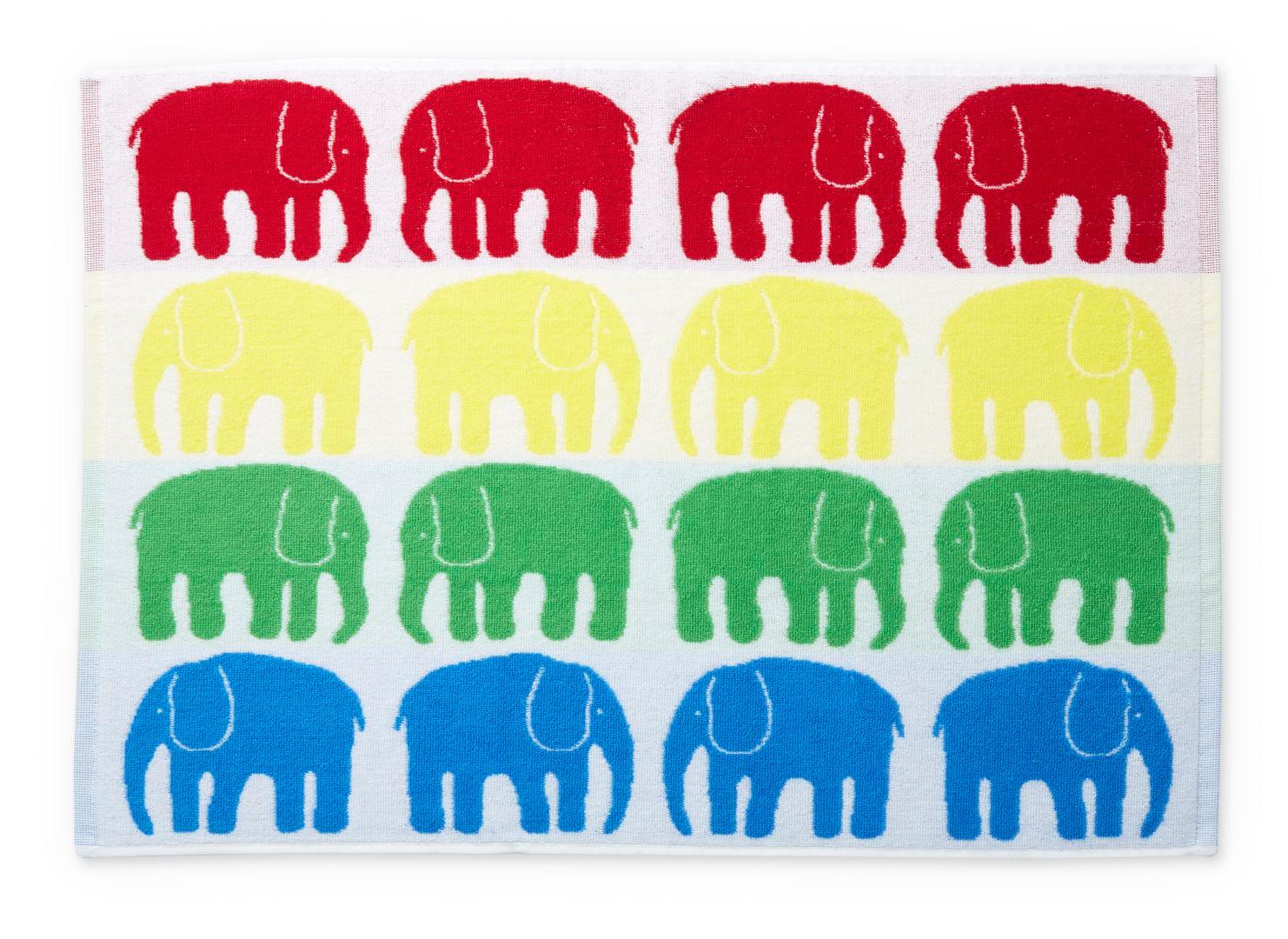 Elefantti-pyyhe 50x70 cm