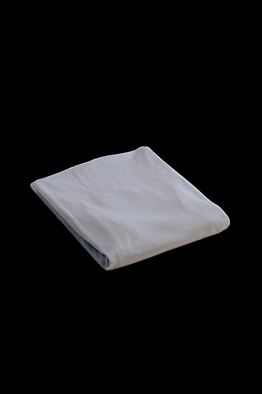 Jersey-joustolakana 40 x 90 cm, harmaa