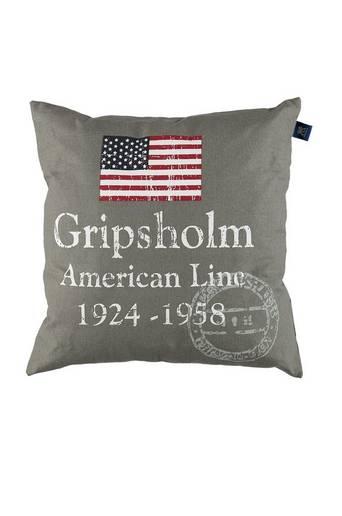 American Line -tyynynpäällinen 50x50 cm