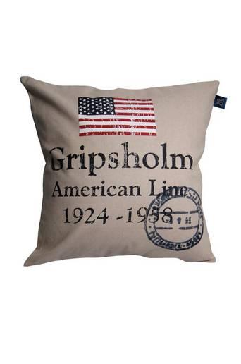 American Line tyynynpäällinen 50x50 cm