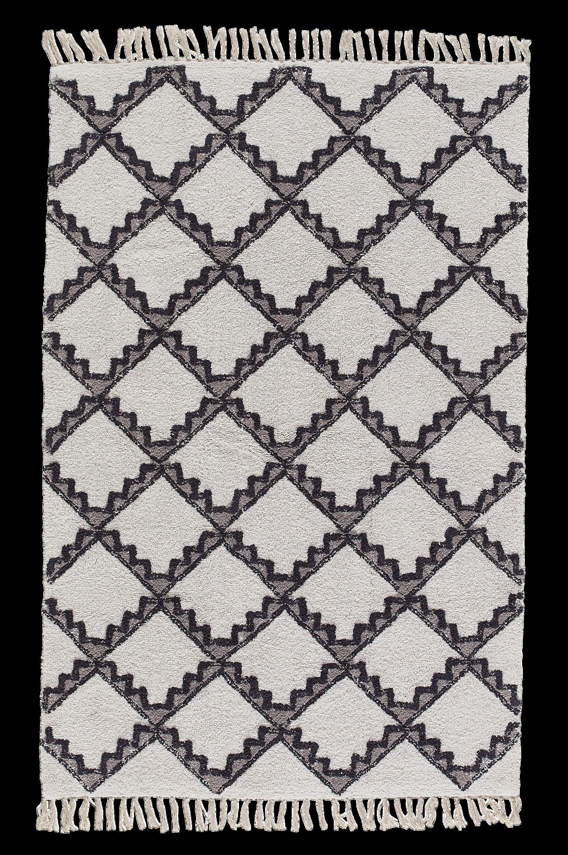 Raipur-puuvillamatto 200x300 cm