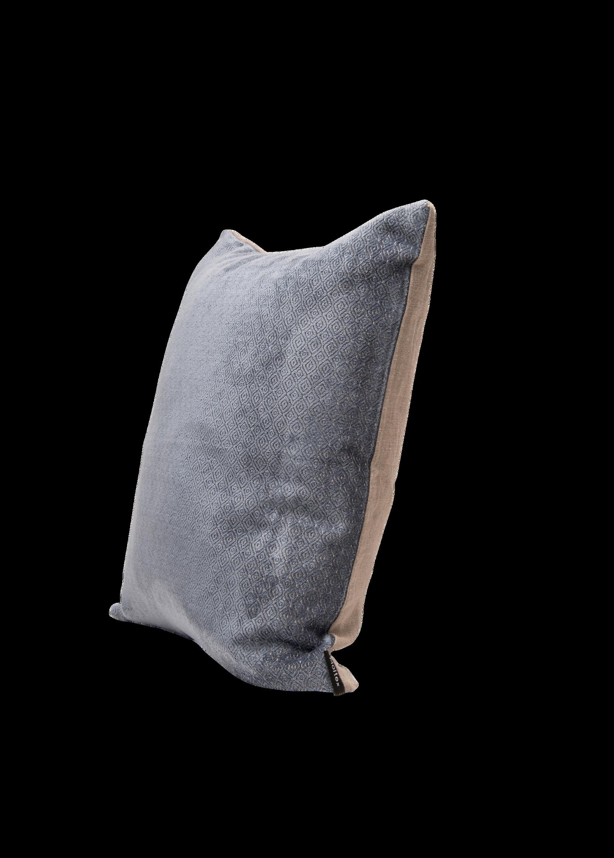 Pude Victory – 45x45 cm Moltex Pyntepuder & betræk til Boligen i Blå