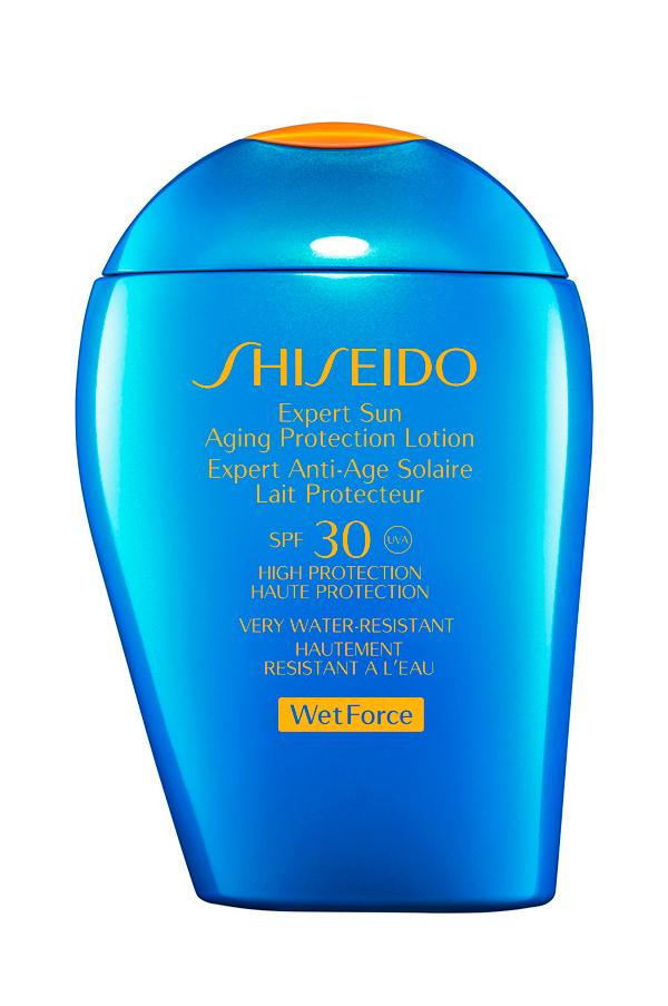 Lotion Face/Body Spf30 Shiseido Solprodukter til Kvinder i