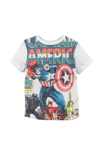 T-paita, jossa painatus
