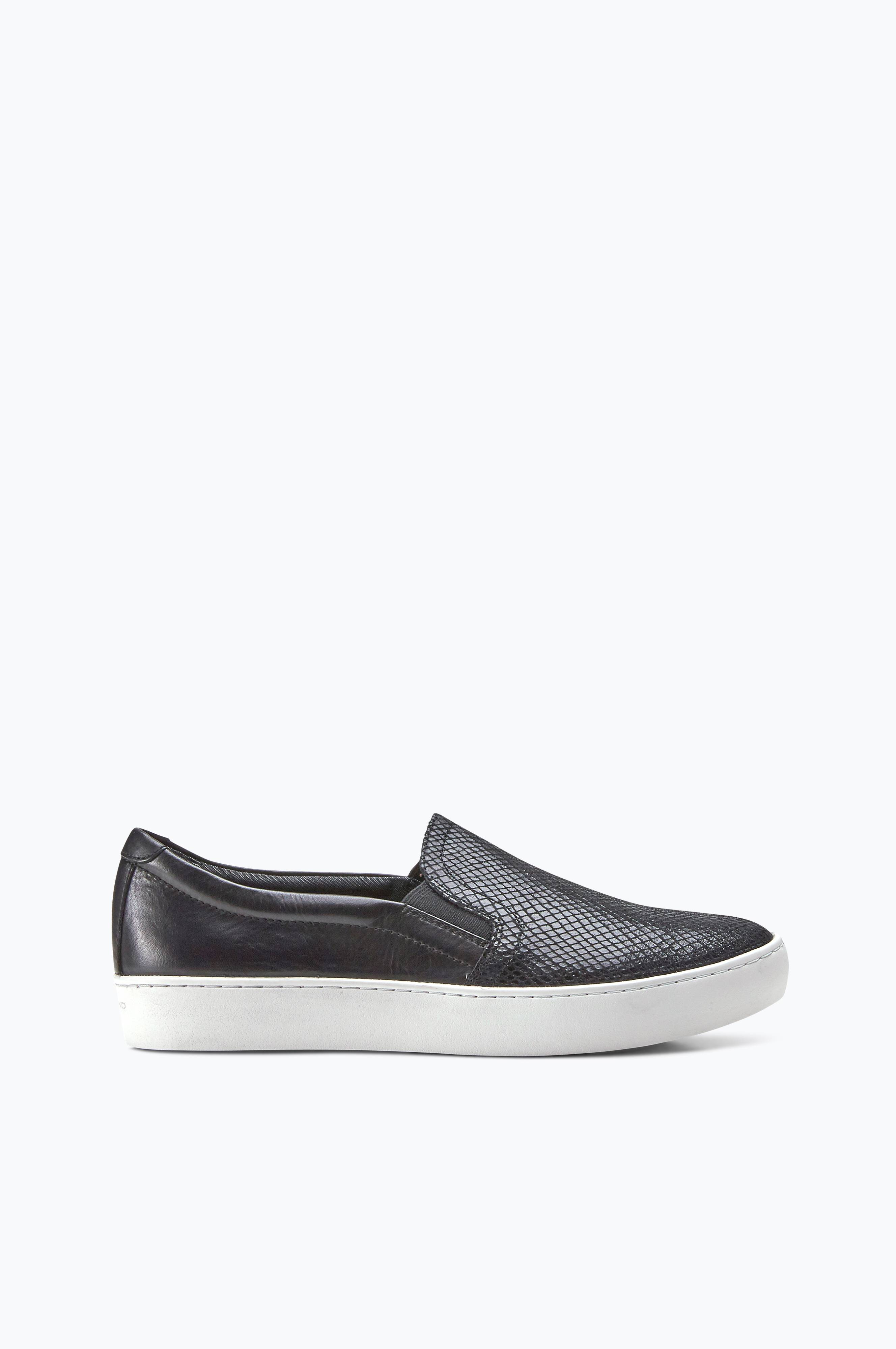 Vagabond Sneakers Zoe Svart Dam Ellos.se