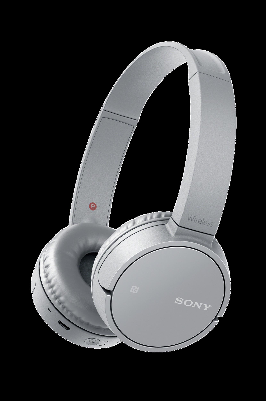 Bluetooth-kuulokkeet MDR-ZX220BT, harmaa