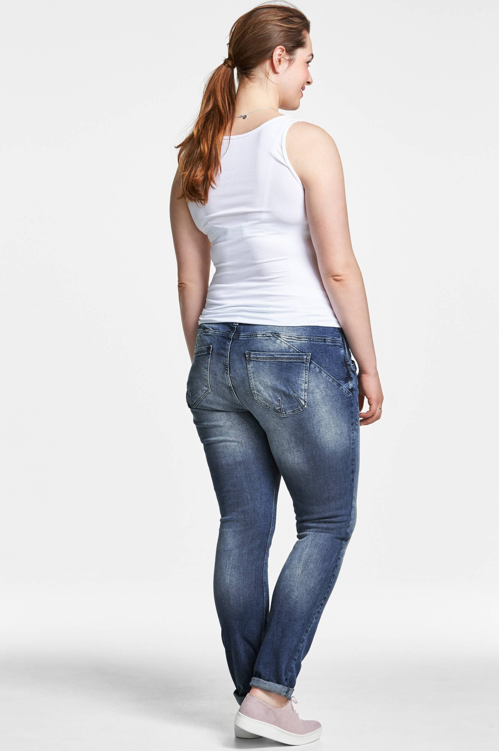 Jeans Long Nille, extra slim fit thumbnail