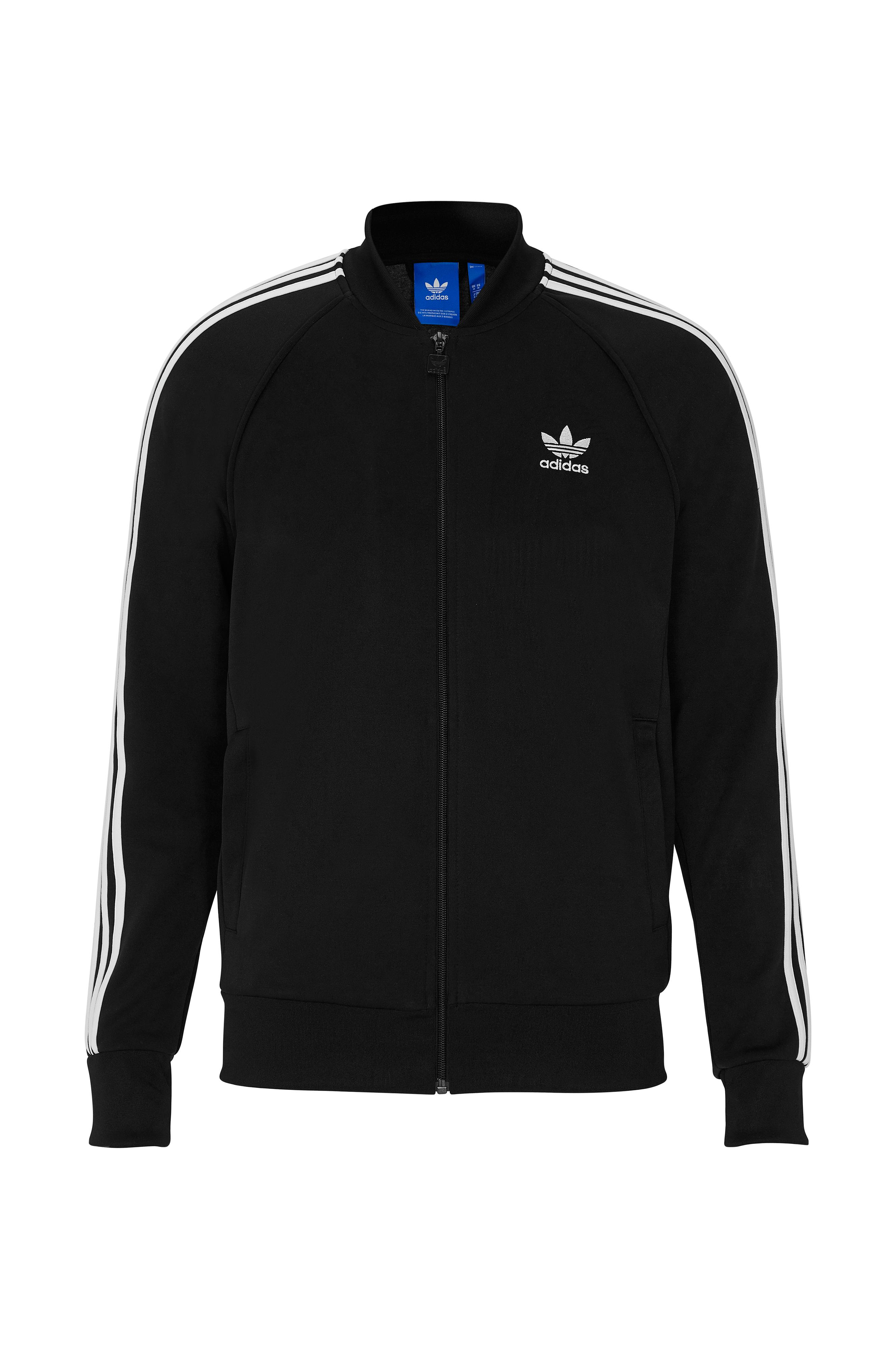 a0b98b6c adidas Originals WCT-jakke SST TT - Svart - Herre - Ellos.no