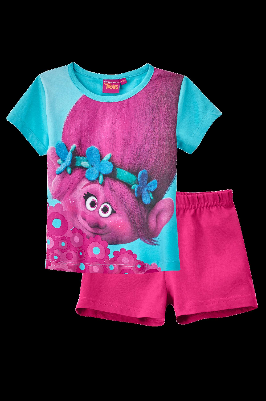 Trolls-pyjama, 2 osaa