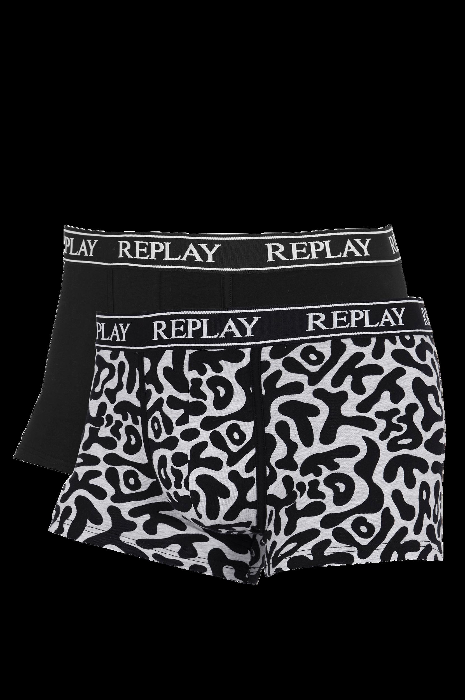 Boxershorts – 2-pak Replay Undertøj til Mænd i