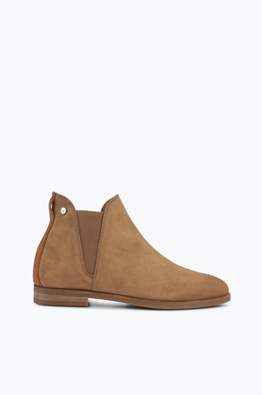 Boots Nicole Gant Boots & snørestøvler til Kvinder i Kakibeige