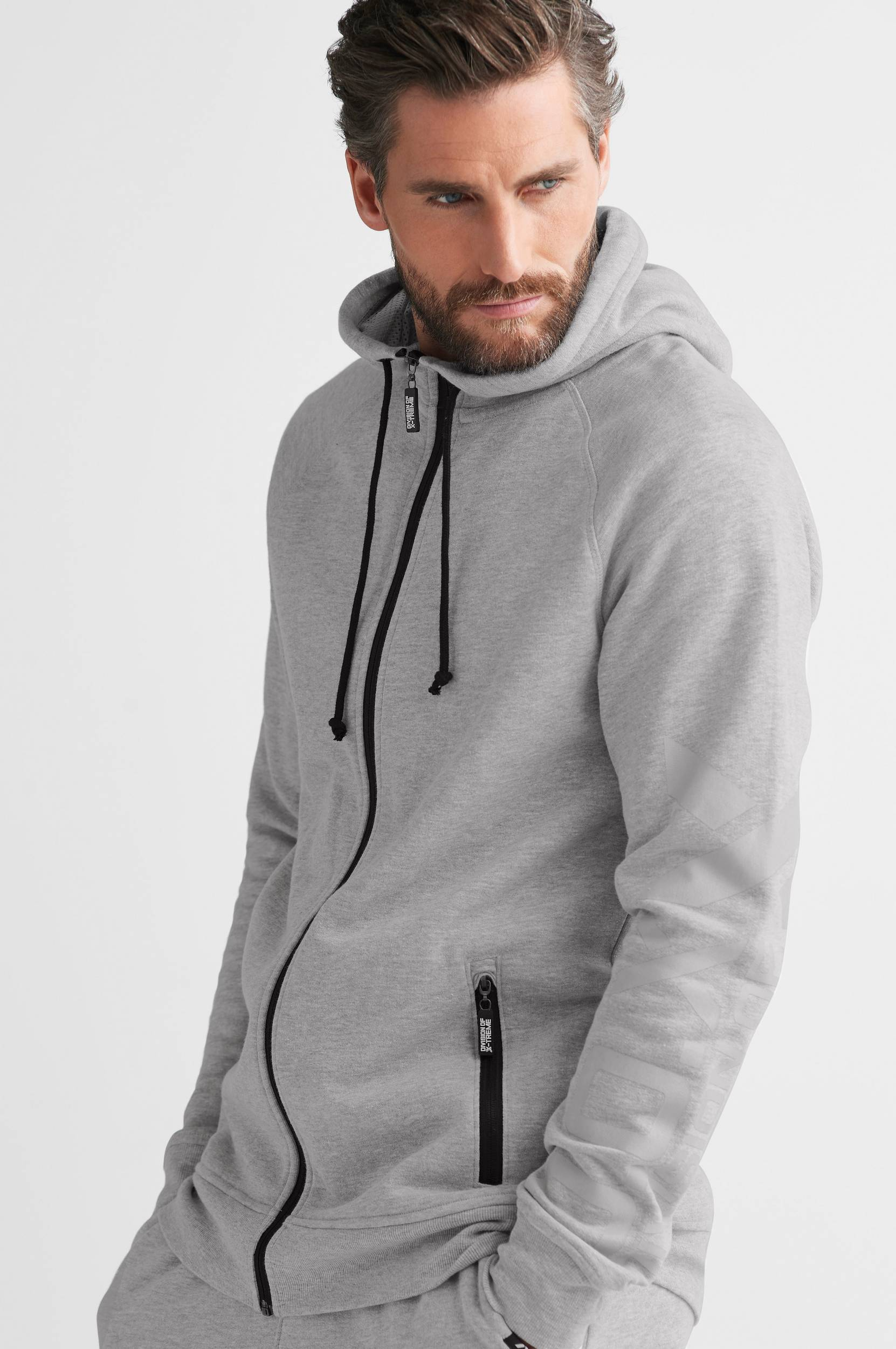 Jag Fleece Sweat Hoodie -hupputakki