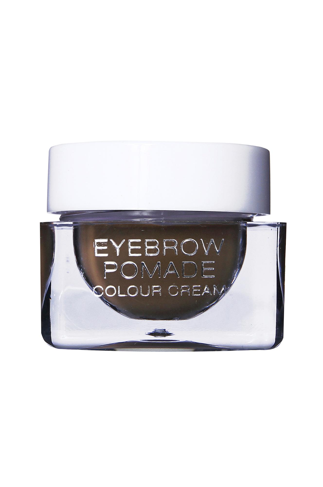 Eyebrow Pomade Colour Cream Depend Øjne til Kvinder i Mørkebrun